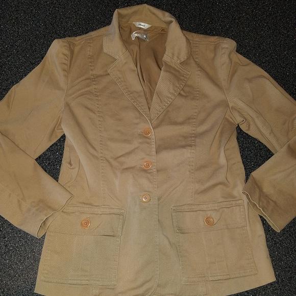 Jackets & Blazers - Talbots Petite stretch jacket - Size 6
